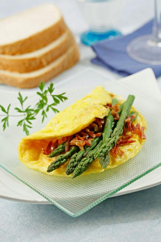Receptes per cuinar: Truita de trigueros amb ibèric amb oli d'oliva verge extra Spelunca Espluga Calba DO Garrigues